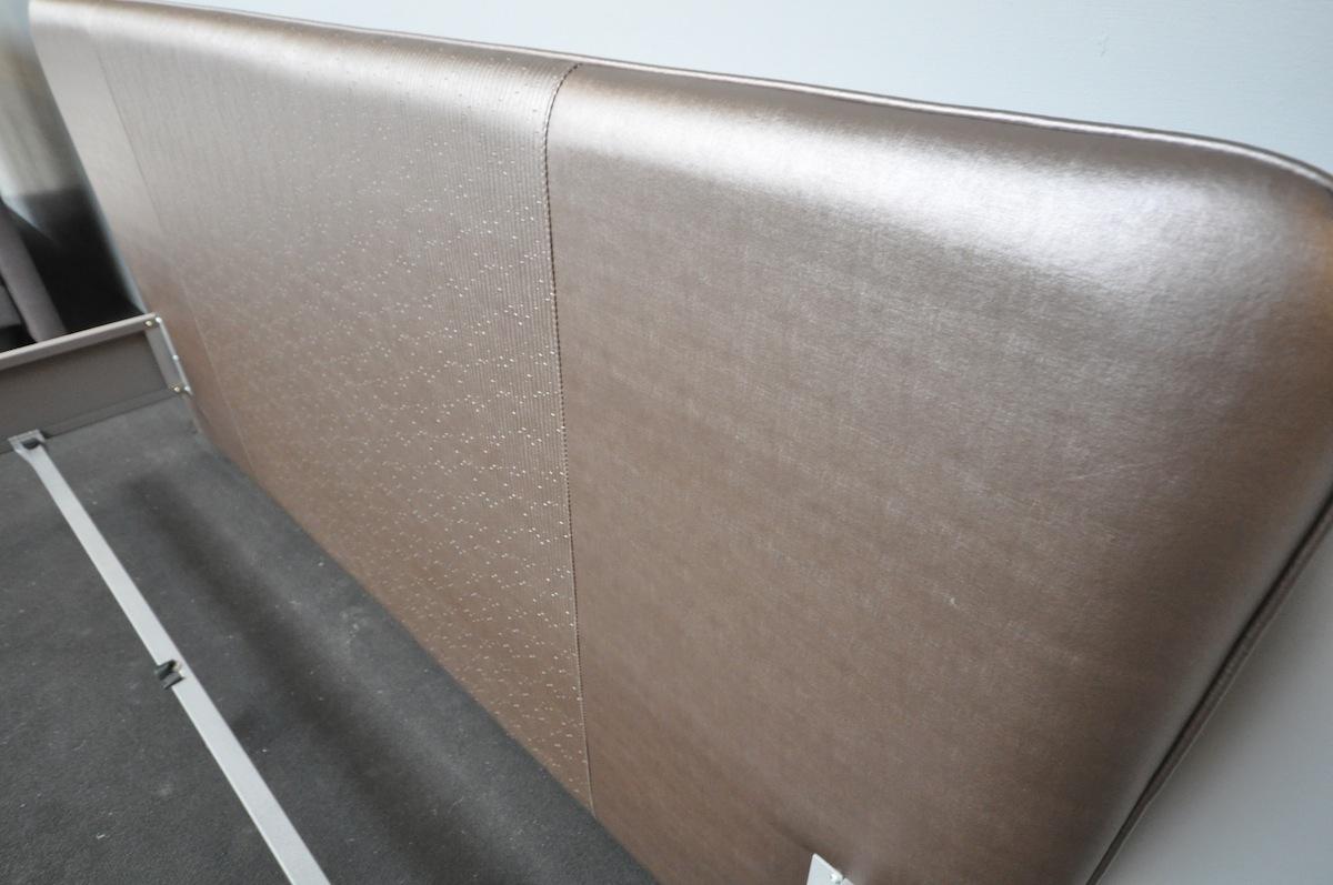 cadre de lit m 233 tallique storanza