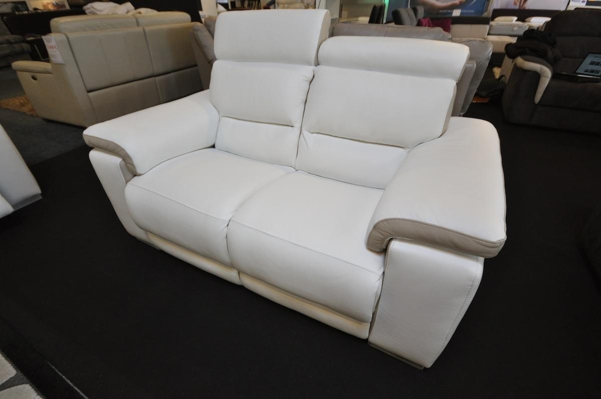 Salon ref dak avec relax modele haut de gamme en cuir - Salon cuir haut de gamme ...