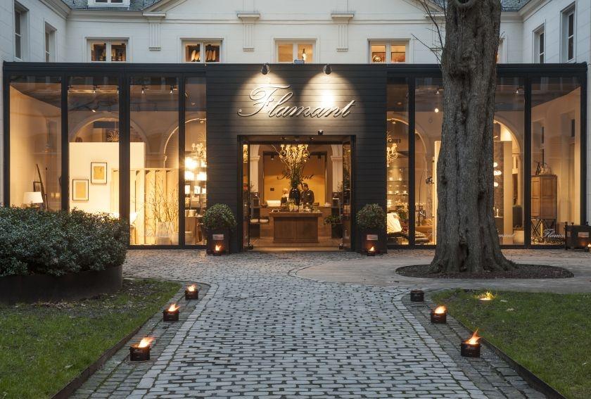 Flamant antwerpen storanza for Interieur winkel antwerpen